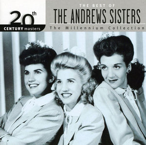 Andrews Sisters, The; 20th Century Masters: The Best of The Andrews Sisters CD
