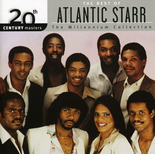 Atlantic Starr; 20th Century Masters: The Best of Atlantic Starr CD
