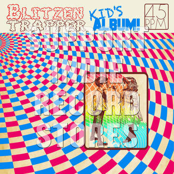 Blitzen Trapper - Kids Album!