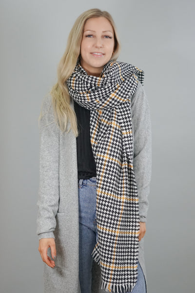 Sia Weaved Scarf - 3 colours - Uforia Muse Online