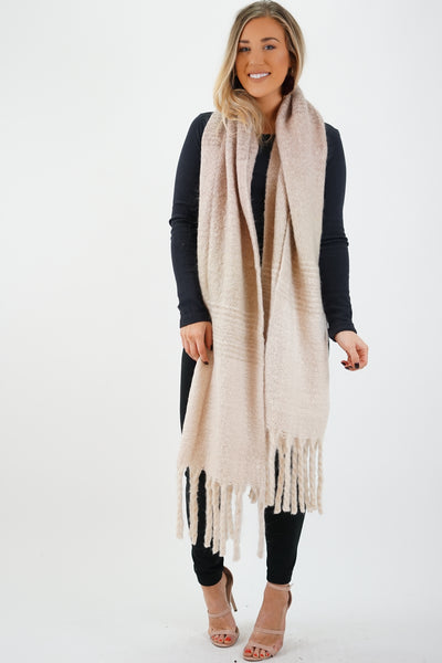 Oversize Scarf - Uforia Muse Online