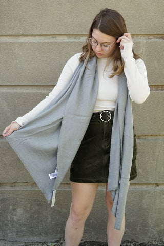 Didde Scarf - Only - 4 Colours - Uforia Muse Online