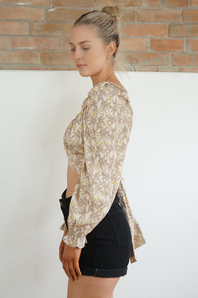 Shirt Jacket - RD Style - Cream