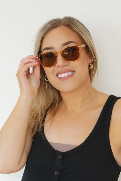 Basic Sunglasses - 4 Colours - Uforia Muse Online
