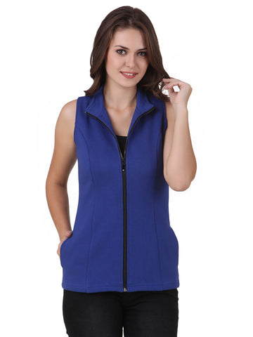 Texco Winter Sleeveless Sweat Shirt / Jacket