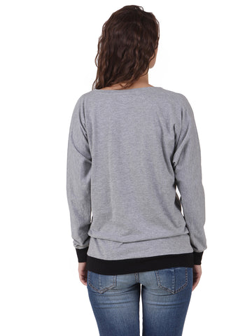 Texco Cotton Jersey Dolman Sleeve Top