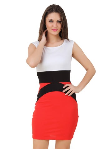 Texco Body Con Dress