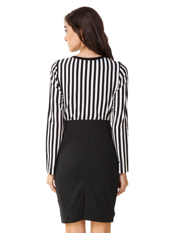 Texco Formal Stripe Shirt