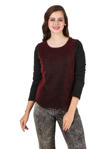 Texco Shimmer Party Sweatshirt