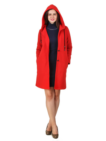Texco Winter Long Full Sleeve Over Coat