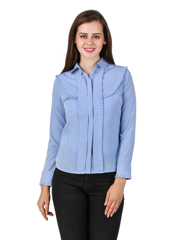Texco Full Sleeve Smart Casual Shirts