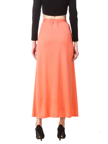 Texco Front Slit Skirt