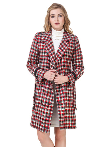 Double bressted party coat