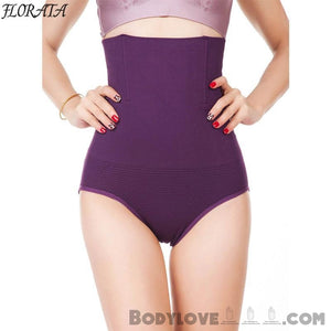 High Waist Body Shaper Panties seamless tummy Belly Control Waist Slimming Pants