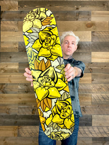 Roses Collection Skateboard