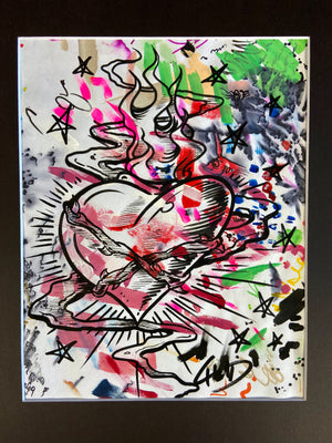 The Doodles Collection - Sacred Heart