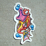 Mister Gupps - Custom Art Sticker