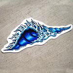 Wave - Custom Art Sticker