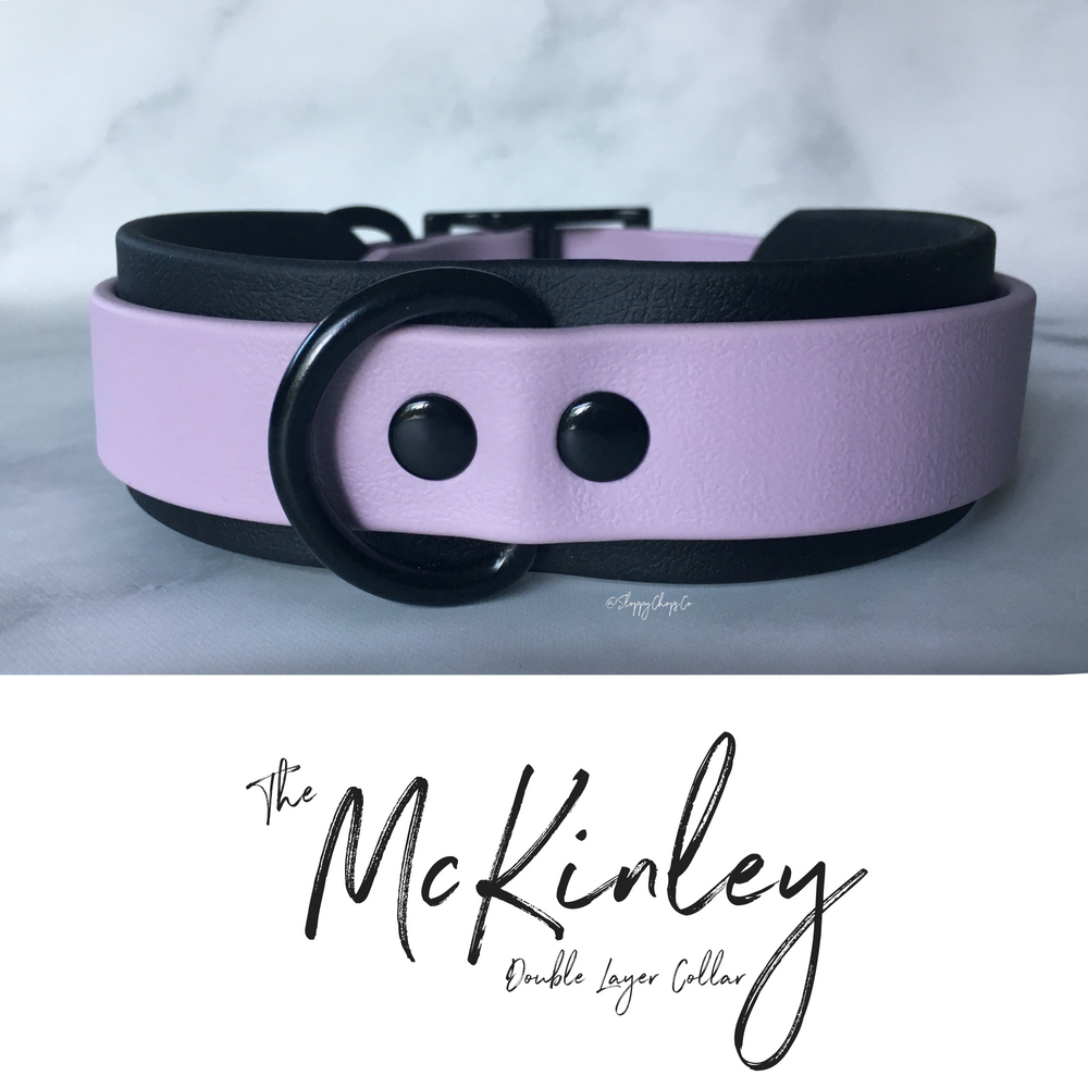 'The McKinley' Double Layer Collar