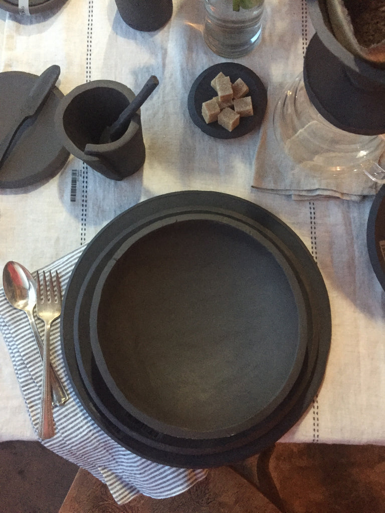 16 oz Süp Bowl in Black