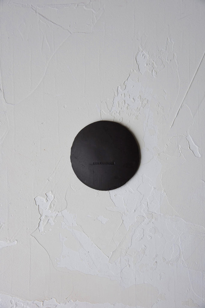 2 inch Orb Dish in Black