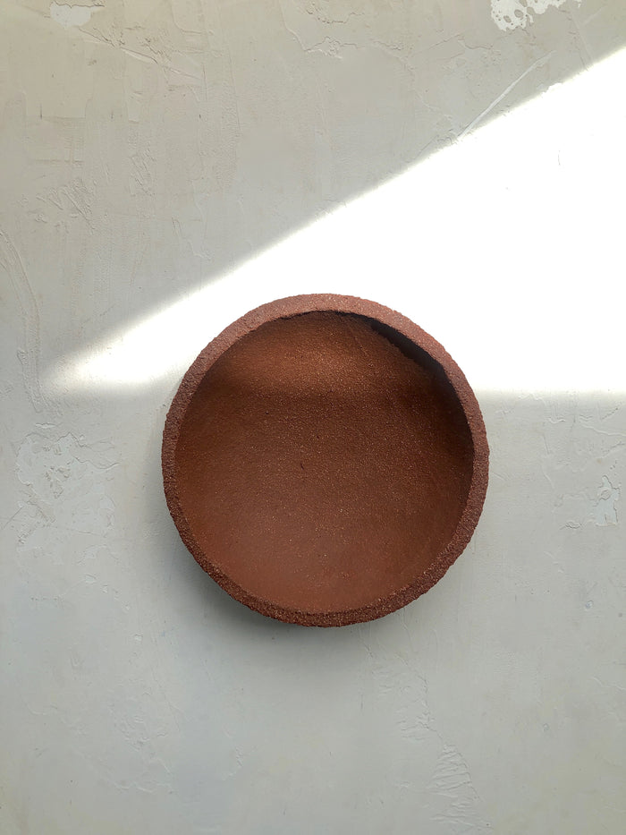 16 oz Süp Bowl in Rojo