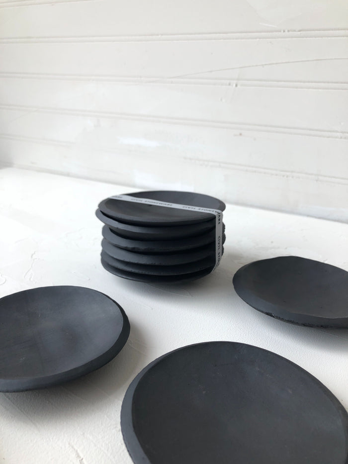 6 pack 3.5 orb dish in Black