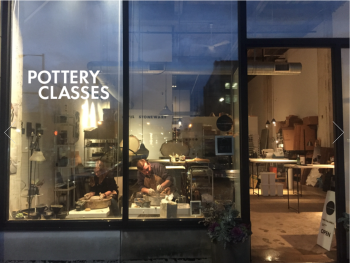 Pottery Classes / Lessons