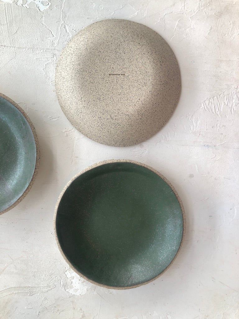 7 inch Orb Bowl in Hunter Green