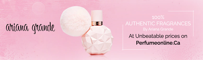 Ariana Grande Perfumes For Women Online In Canada Perfumeonlineca