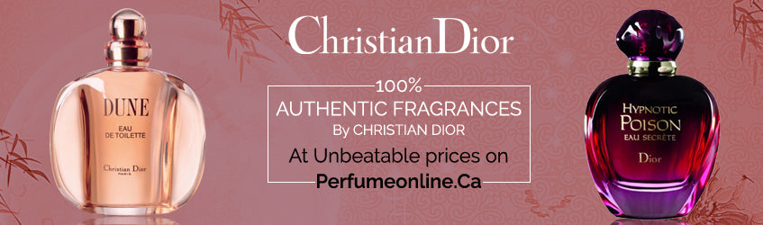 Christian Dior Fragrances In Canada Perfumeonlineca