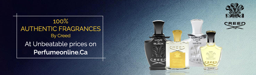 Buy Creed Perfumes And Colognes Online In Canada At Best Prices