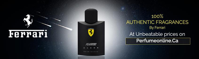 Ferrari Perfumes and Colognes
