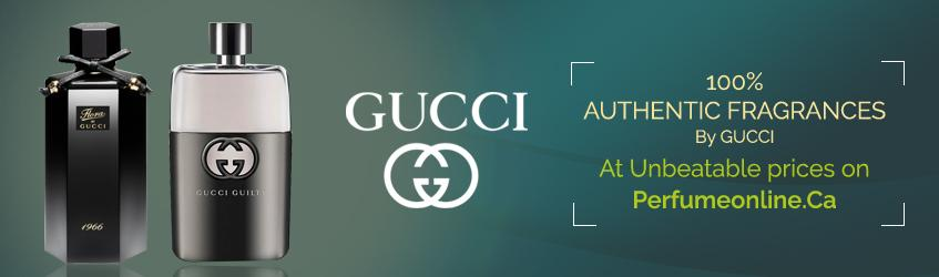 Gucci Perfumes and Colognes