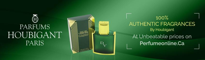 Houbigant Parfums for Men and Women