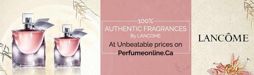 Lancome Perfumes for Women Online in Canada – Perfumeonline ca