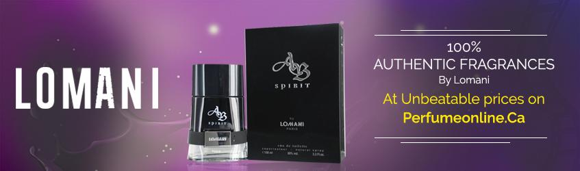Lomani Perfumes and Colognes