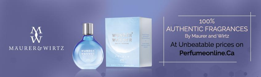 Maurer and Wirtz Perfumes and Colognes
