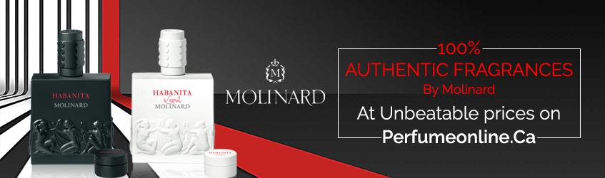 Molinard Perfumes and Colognes