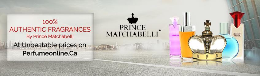 Prince Matchabelli Perfumes and Colognes