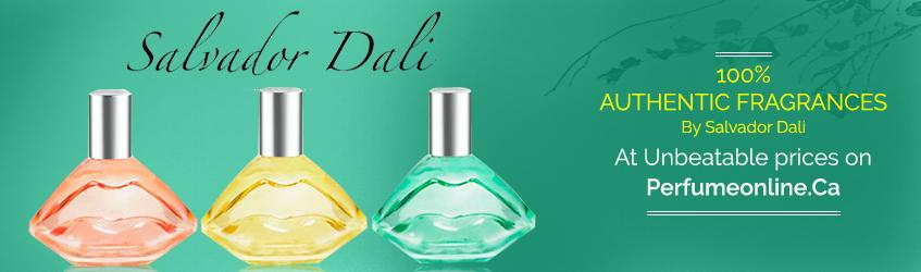 Salvador Dali Perfumes and Colognes