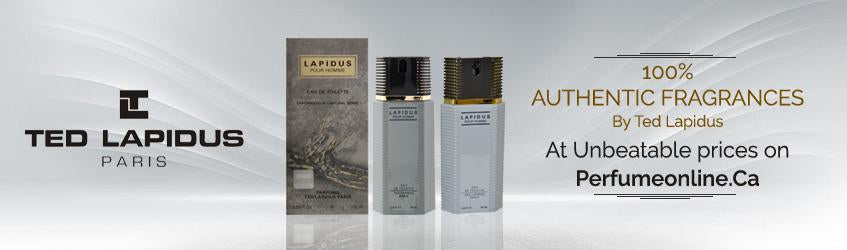 Ted Lapidus Perfumes and Colognes