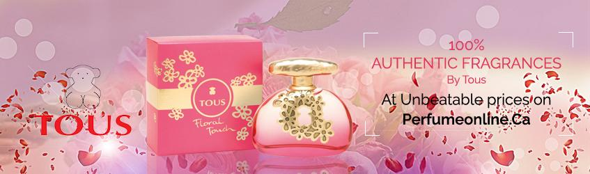 Tous Perfumes and Colognes
