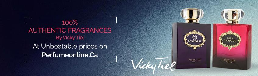 Vicky Tiel Perfumes and Colognes