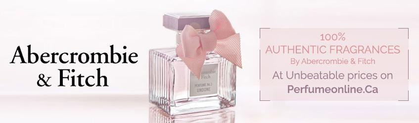 Abercrombi Fitch Perfumes