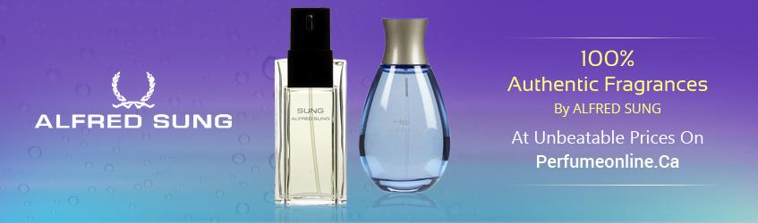 alfred sung perfumes