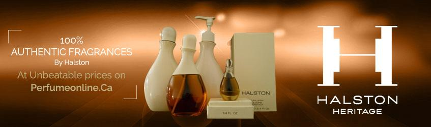 Halston Perfumes and Colognes