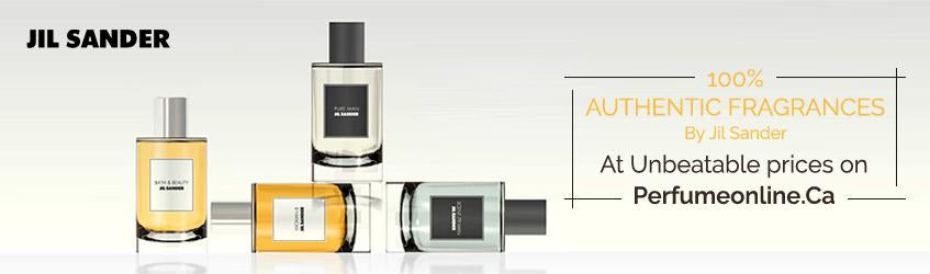 Jil Sander Perfumes and Colognes