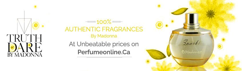 Madonna Perfumes and Colognes