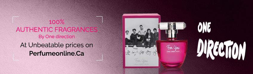 One Direction Perfumes and Colognes